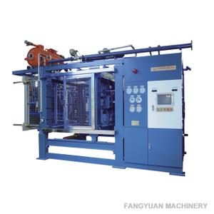 带液压系统的发泡聚苯乙烯成型机