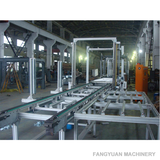 SPC200-600G Continuous 3-Direction Cutting Machine(Fast cutting)