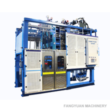 Fangyuan SPZ-EP Series EPP foam box moulding machine