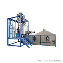 EPS polystyrene foam beads making machine