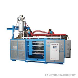 SPZ-FP系列全自动膨胀聚丙烯成型机