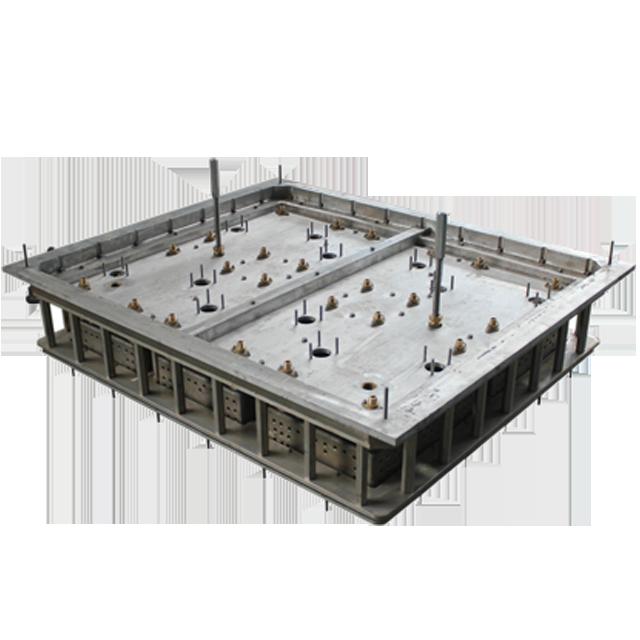 EPS成型机用铝制EPS模具