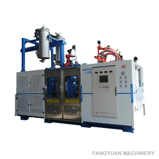 Low Consumption EPS Shape Moulding Machine With CE Approved